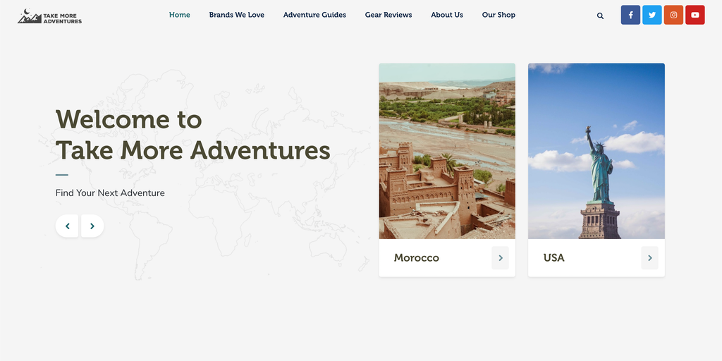 Take More Adventures - Adventure tips, guides and reviews for your next adventure   Product Hunt