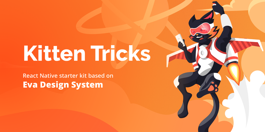Kitten Tricks - A React Native UI starter kit with 40+ screens | Product Hunt