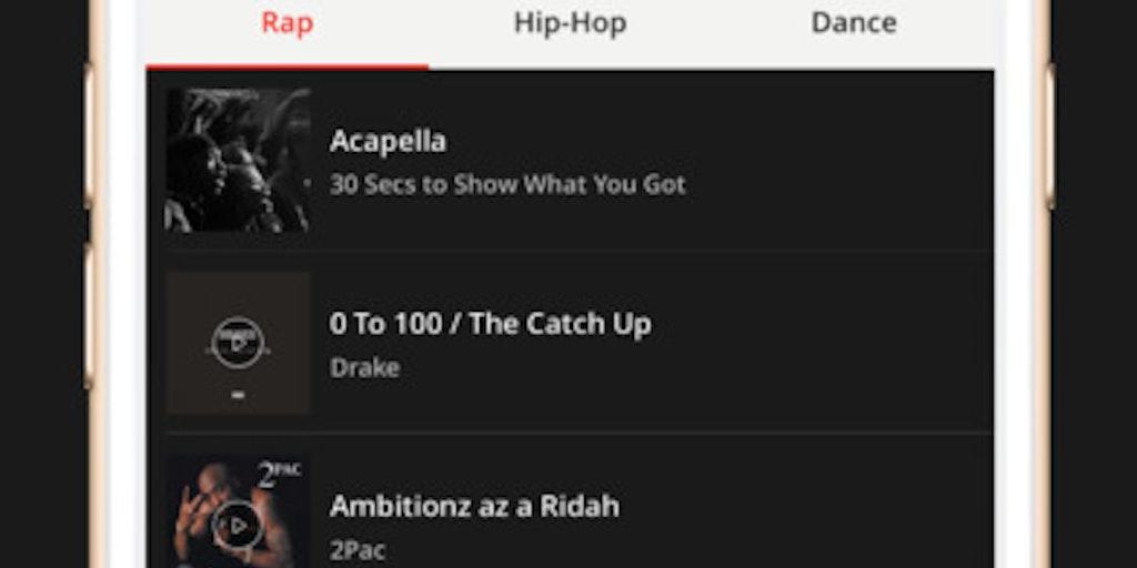 Battle App - Battle rap with anyone across the globe