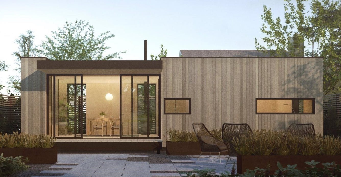 Rent your Backyard 👋