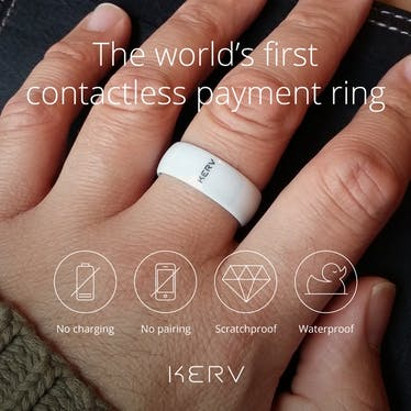 Kerv Payment Ring