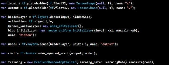 Gradient - Create, train and use TensorFlow ML models on NET