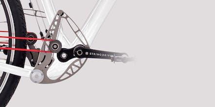 e2490b4a642 Stringbike - A bike with no chain | Product Hunt