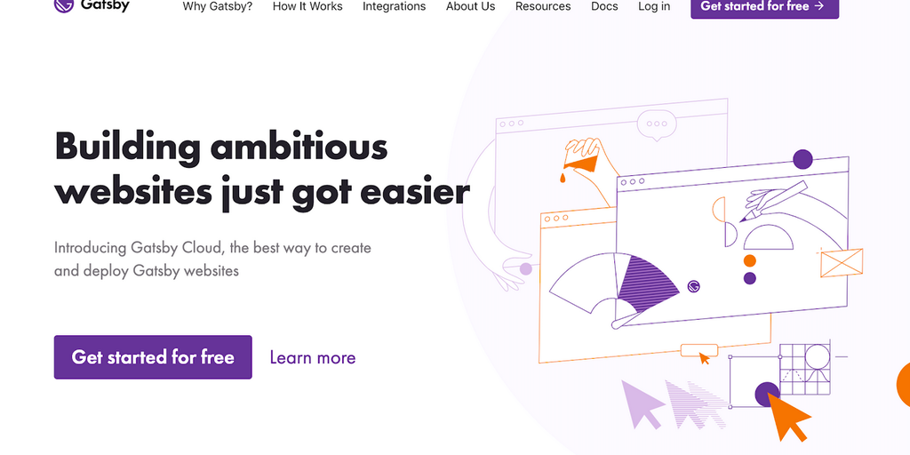 Gatsby Cloud - Building ambitious websites just got easier | Product Hunt