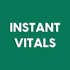 Instant Vitals