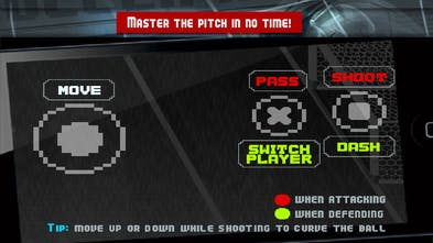 Pixel Cup Soccer - Retro-style arcade soccer game with