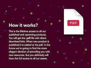 Craftwork Unlimited Access - Lifetime access to our design