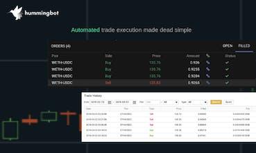 cryptocurrency market maker bot