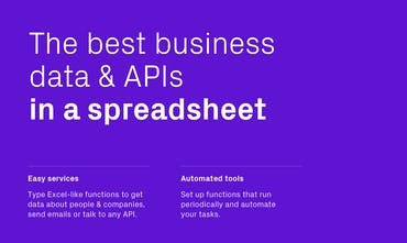 dashdash - The best data & APIs for business in a