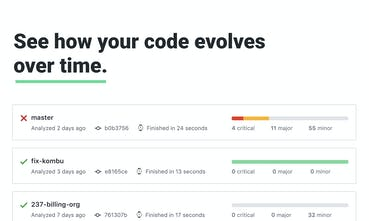 DeepSource - Continuous code quality platform for developers