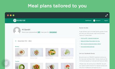 Keto Meal Plans - Custom keto meal plans, recipes & shopping list