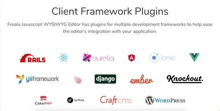 Froala WYSIWYG Editor V3 - The next generation WYSIWYG HTML