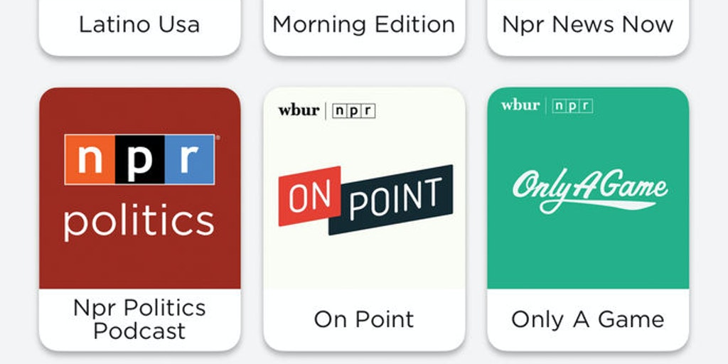 NPR News 4 0 - The best of NPR's content in your pocket