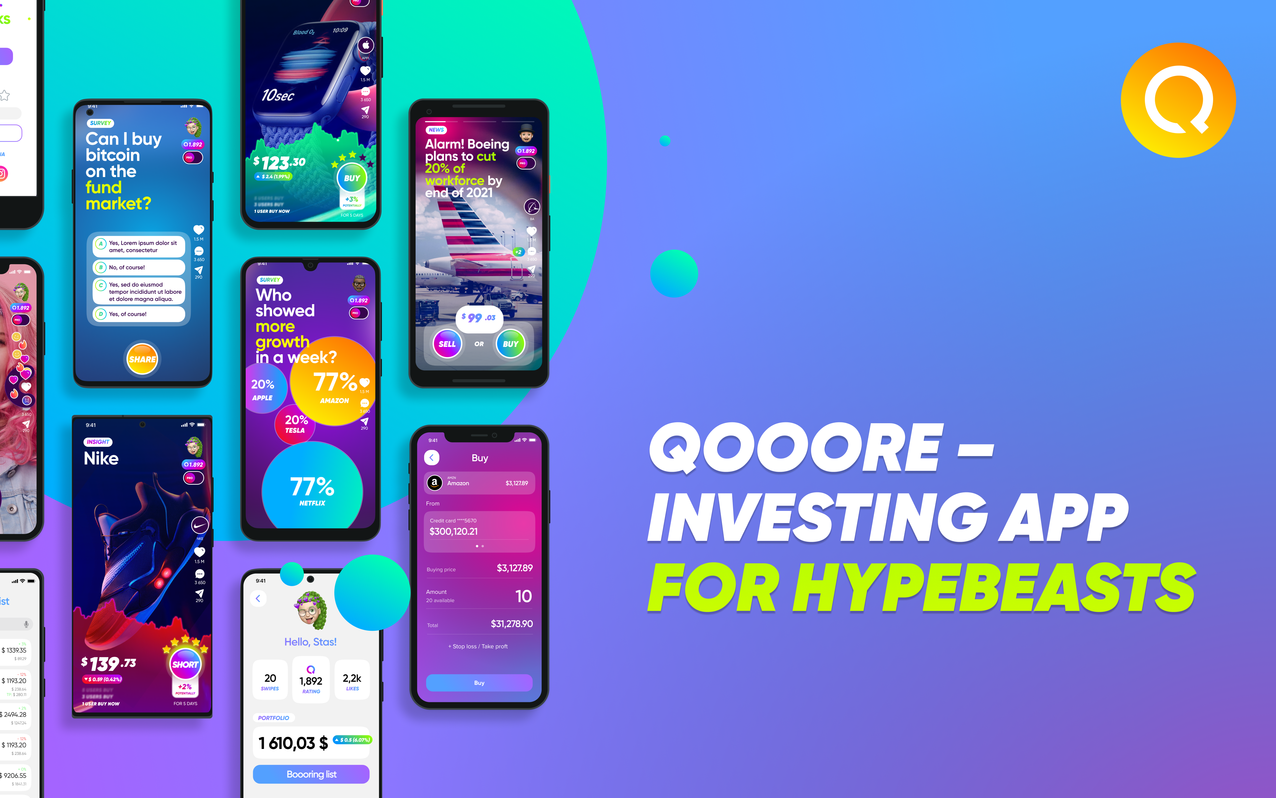 Qooore Product Hunt Image