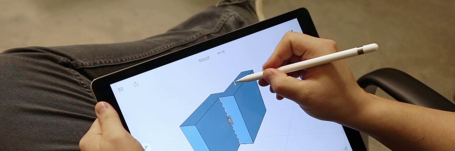 Shapr3d - 3D Modeling magic for the iPad | Product Hunt