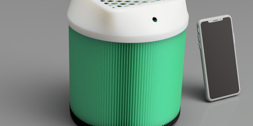 DIY Air Purifier - Build your own air purifier for under $100 | Product Hunt