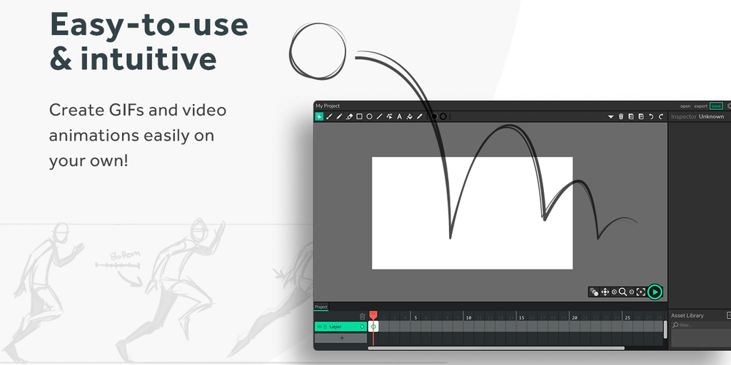 ANIMATE IT - Create GIFs and video animations easily in your browser   Product Hunt