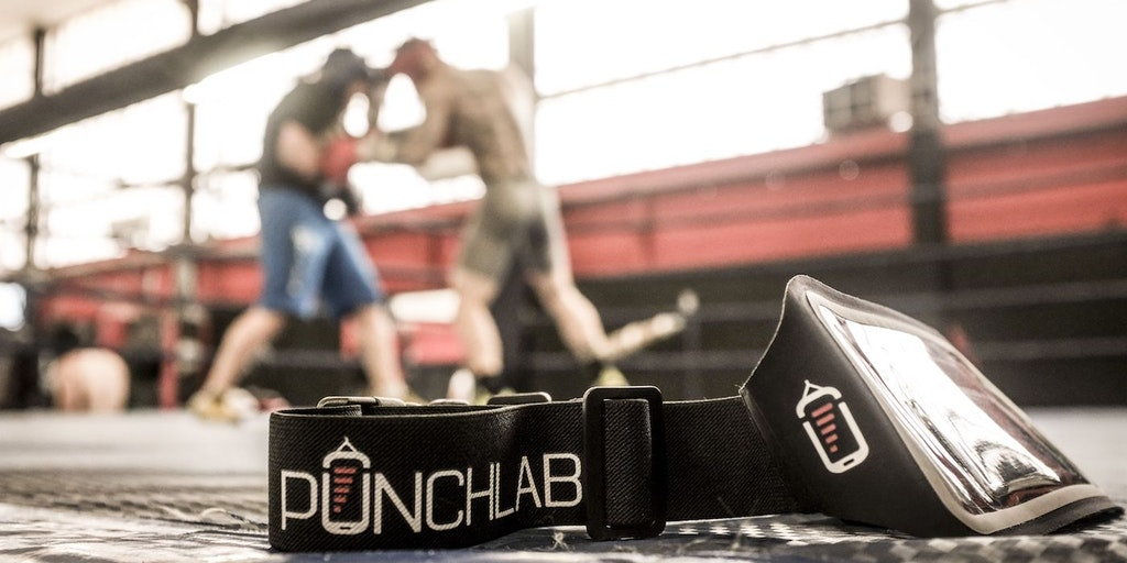 PunchLab - Track the strikes you throw at the punching bag | Product