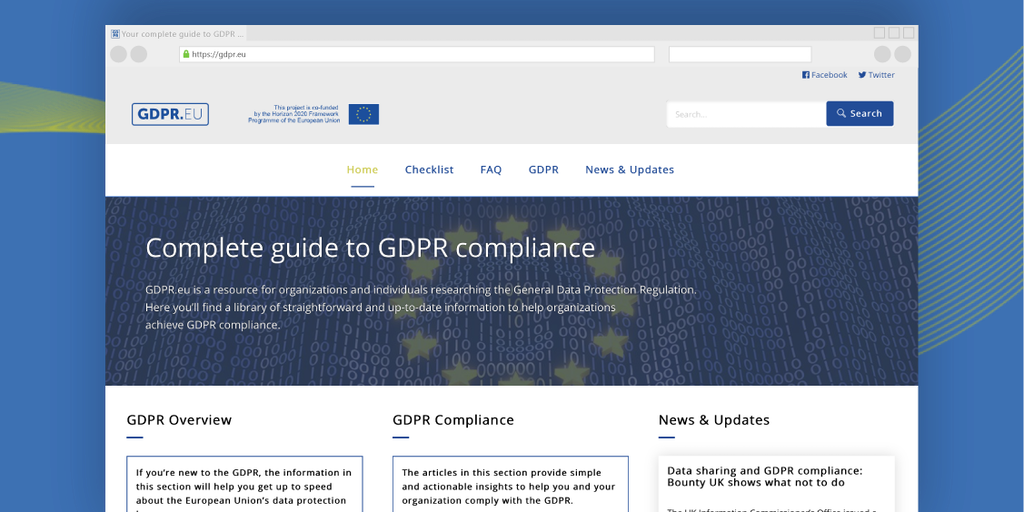 GDPR EU - Your complete guide to GDPR compliance | Product Hunt