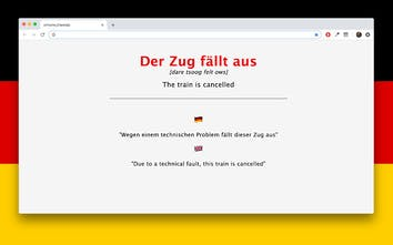 Everyday German - Learn useful German words & phrases on