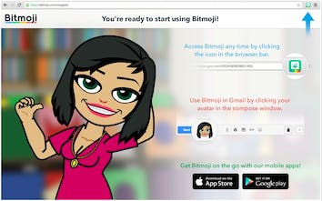 Bitmoji Chrome Extension - Bring Bitmoji to Chrome! | Product Hunt