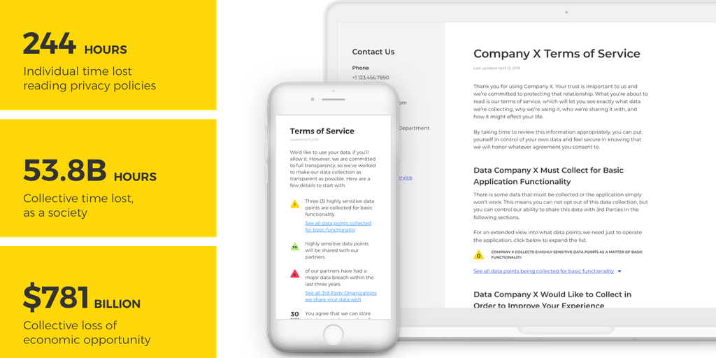 BEACON Trust and Consent Framework - Protect your company & earn back the trust of your consumers   Product Hunt