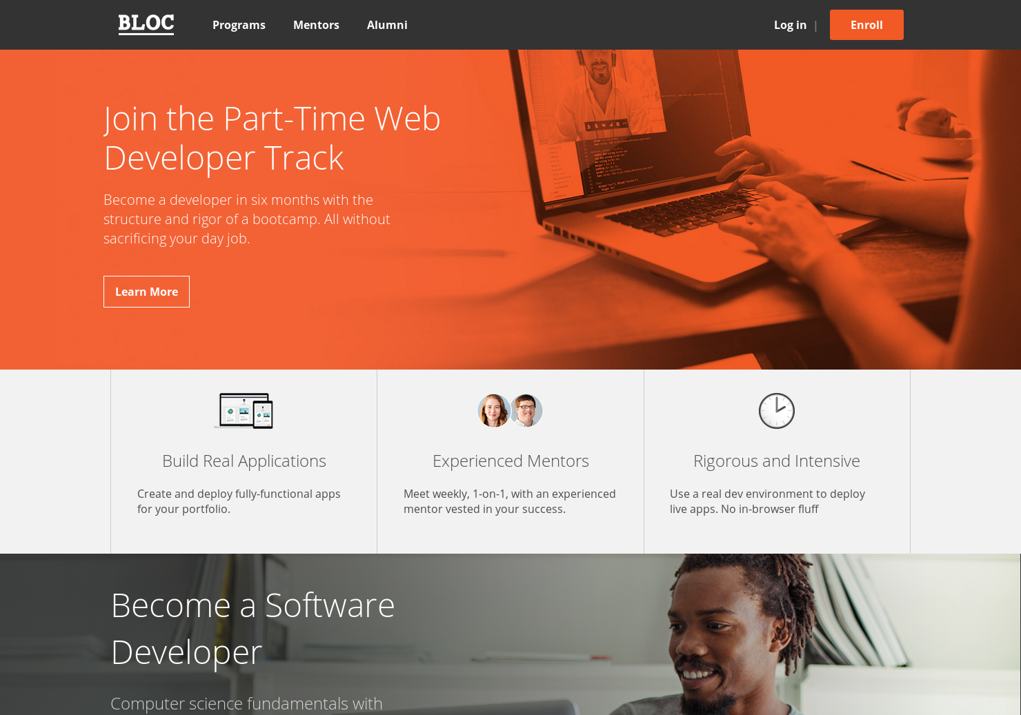 becoming a software engineer tech track building your career in it