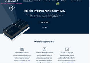 AlgoExpert - A better way to prep for tech interviews | Product Hunt