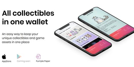 Lumi Collect - Crypto wallet for collectibles & in-game
