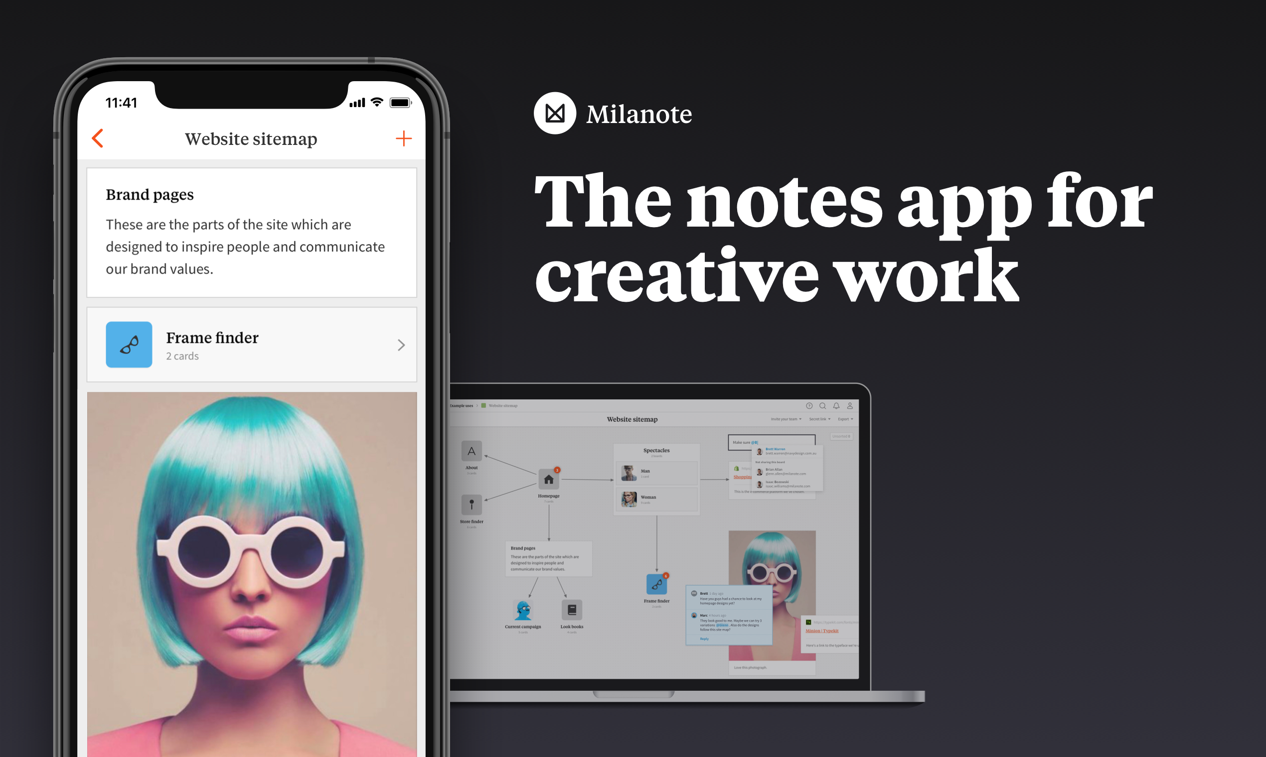 Milanote iPhone app - The notes app for creative work | Product Hunt