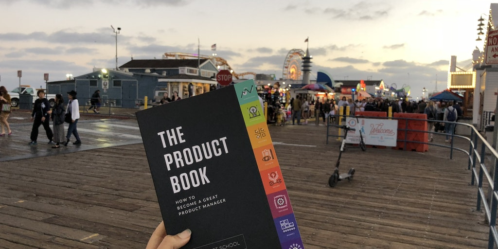 The Product Book - How to become a great product manager | Product Hunt