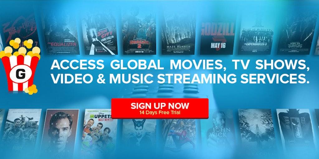 Getflix - Access Netflix, Hulu & more without location