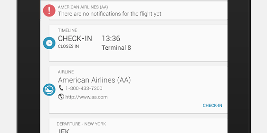 App in the Air 5 0 - Flight Tracker The best TripIt