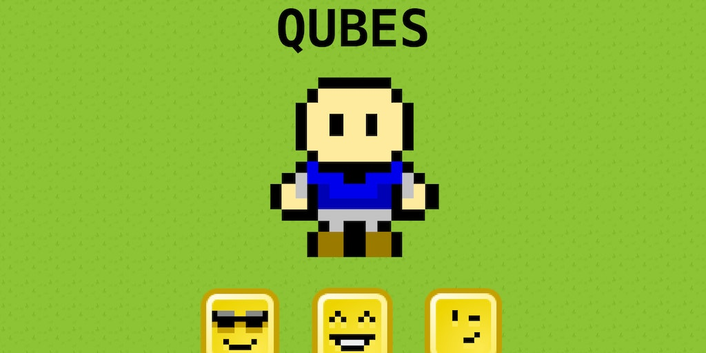 Qubes Fun Puzzle Game Available To Play Online Product Hunt