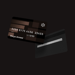 ZPAE Crypto Card Product Hunt Thumbnail