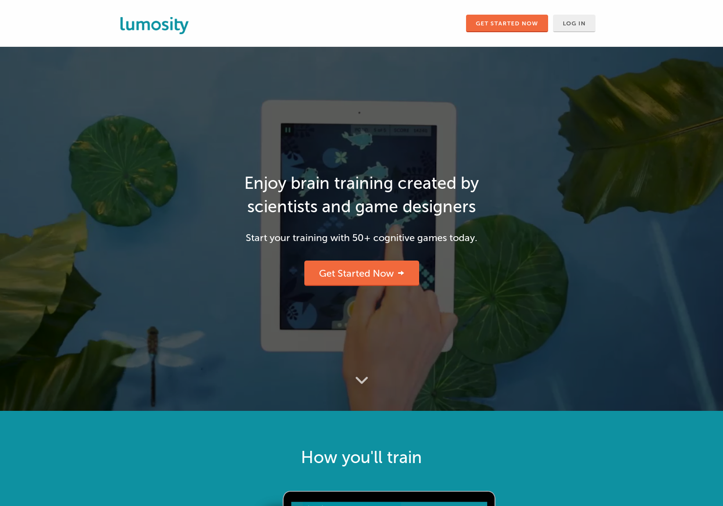 Lumosity - Enjoy brain training created by scientists and game
