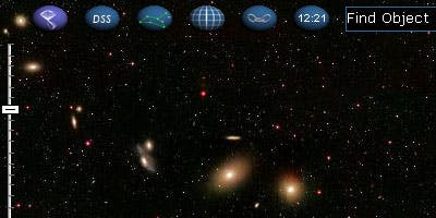 Google Maps Space - Space out with planets in Google Maps | Product on