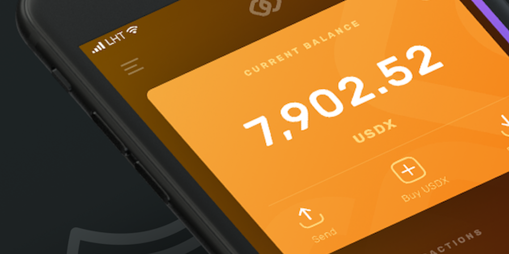 USDX WALLET - Instant transfers without banks, borders or