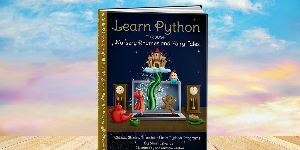 Learn Python through Fairy Tales - Nursery rhymes and fairy tales translated into Python code | Product Hunt