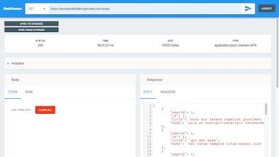 RestHuman - Simple secure app for API management + testing