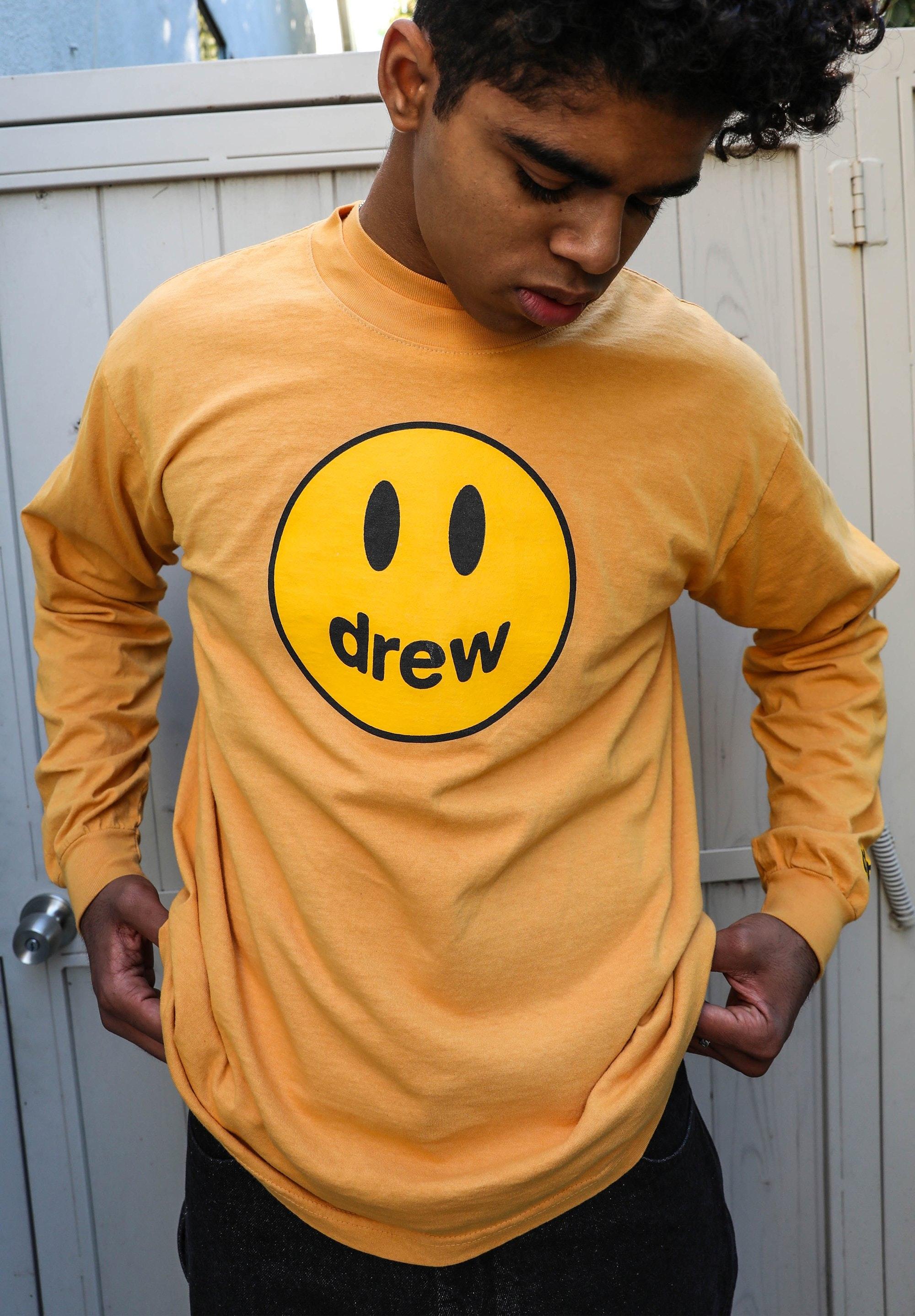 Drew House - Justin Bieber's new streetwear fashion label