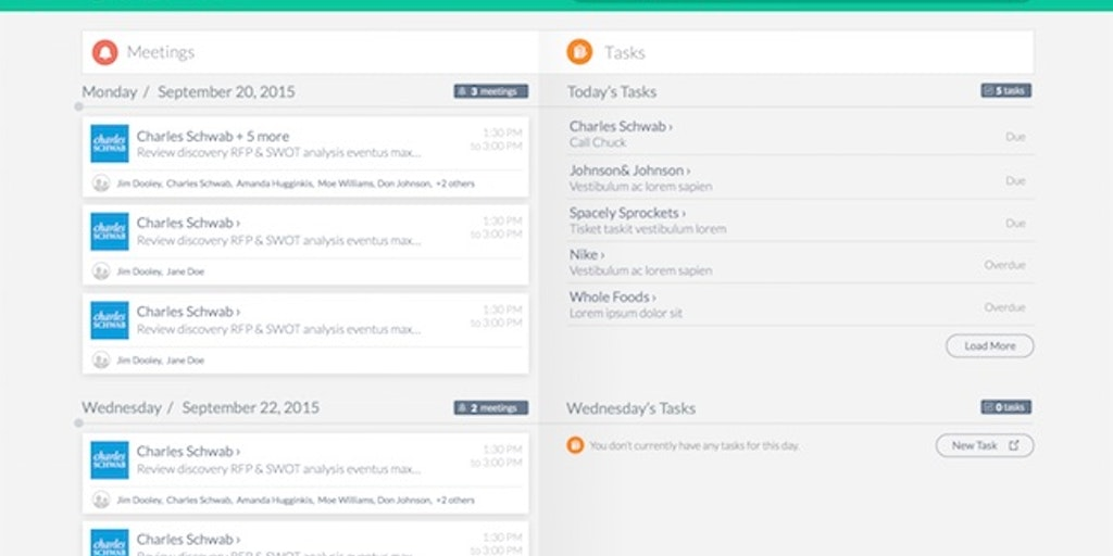 SalesWise - A gorgeous launchpad for sales people | Product Hunt