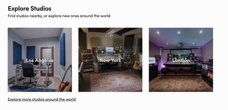 Studiotime 2 0 - Largest, most trusted online community to