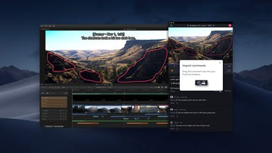 Frame io in Final Cut Pro X - Frame accurate comments in