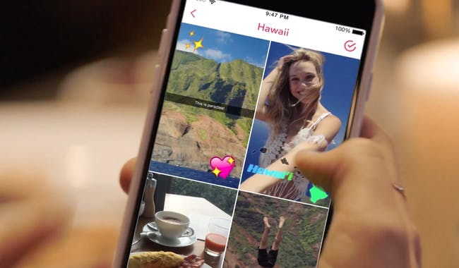 how to look at memories on snapchat