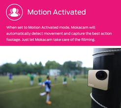 Mokacam - World's smallest 4K camera, aka the