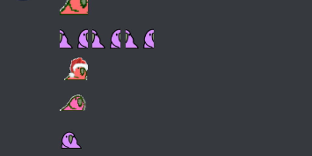 Mr  Parrot - Bring the joy of Party Parrots to your Discord server