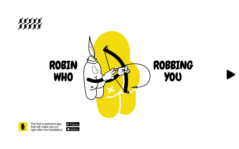 RobinWho Product Hunt Image