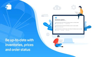Dropship Connector - Automate your dropshipping business for