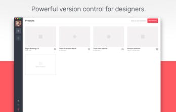 Trunk - A powerful version control platform for designers